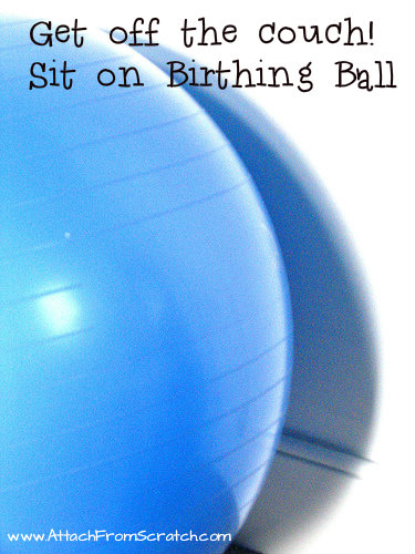 Birthing Ball And Its Magic