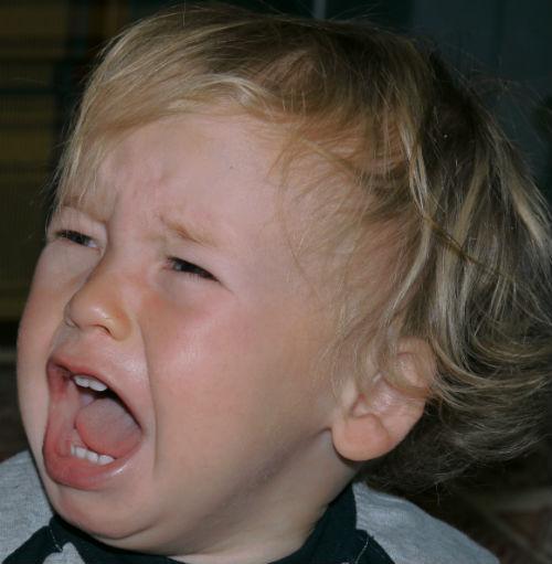 childhood temper tantrum essay