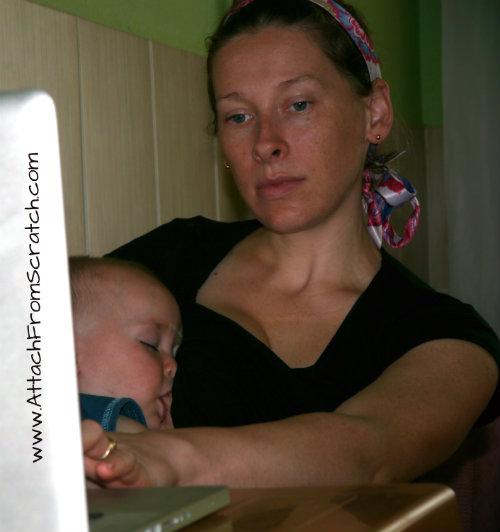 video of breastfeeding older children